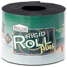 """Diversi-Plast Products 58784 20' x 11.5""""  x 5/8"""" Rigid Roll Plus Ridge Vent"""