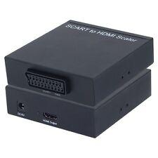 SCART-adaptador a la conexión HDMI | SCART -- & gt HDMI convertidor skart adaptador