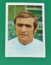 N°9 TERRY COOPER LEEDS ENGLAND FKS AGEDUCATIFS FOOTBALL MEXICO 70 1970