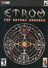 ETROM The Astral Essence Role Playing RPG PC Game NEW