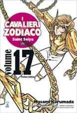 I CAVALIERI DELLO ZODIACO SAINT SEIYA PERFECT EDITION 17