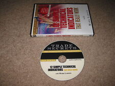 Trade Secrets - 12 Simple Technical Indicators that Really Work Mark Larson DVD