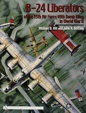 Book - B-24 Liberators of the 15th Air Force/49th Bomb Wing in World War II