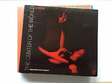 657036104129 The Center of the World by Original Soundtrack (2001) CD FAST POST