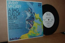 JIMMY MCGRIFF: A BAG FULL OF BLUES EXTENDED PLAY (EP) 33 1/3 & CARDBOARD COVER