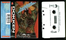 Dokken Beast From The East USA Cassette Tape BMG Club COMPLETE SHOW