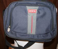 Levis Messenger Book Bag Lap Top Case Polyester