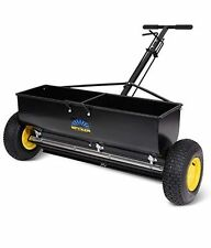 Spyker P70-12010 Commercial Drop Spreader - 120 LB. Capacity