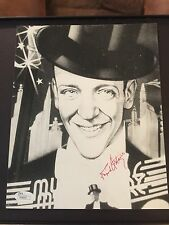 FRED ASTAIRE JSA COA SIGNED 8X10 PHOTO TOP HAT VERY RARE COLLECTIBLE