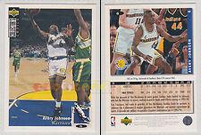 NBA UPPER DECK 1994 COLLECTOR'S CHOICE - Avery Johnson # 6 - Ita/Eng- MINT