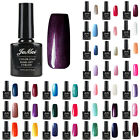 10ml Gelpolish LED UV Soak Off Gel Polish Base Top Coat Nail Art Long Lasting Ho