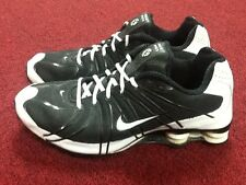 Gently Worn Nike Shox Turbo 13 Black - White colorway
