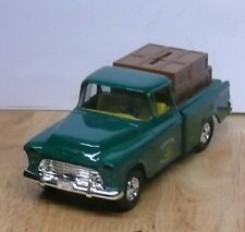 PICKUP TRUCK 1955   BANK    JOHN DEERE   DIE-CAST METAL     ERTL   1/25 SCALE