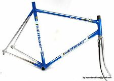 VINTAGE Race bike Frame set MOSER LEADER SC Made in italy