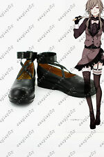 Vocaloid Family Deadline Circus Megpoid GUMI Cosplay Shoes For Costume Any Size