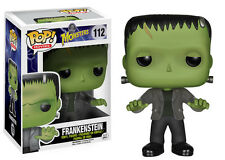 FUNKO BOBBLE HEAD POP CULTURE UNIVERSAL MONSTERS FRANKENSTEIN FIGURE NEW!