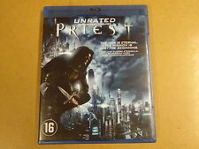 BLU-RAY / PRIEST - UNRATED