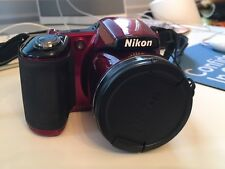 Nikon COOLPIX L830 16.0MP Digital Camera - Plum