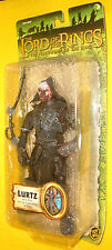 LURTZ HARROW ORC FELLOWSHIP URUKHAI SIGNORE ANELLI LotR LORD RINGS figure TOYBIZ