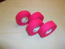 """HOT PINK ATHLETIC TAPE  4 rolls  1""""x25yds.  #85-1   COSMETIC SECONDS"""