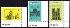 DOMINICA 1979 Christmas short set missing 60c MNH @S4078