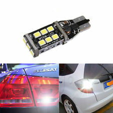 1PC Bright White Canbus Error 15SMD CREE 2835 T15 W16W LED Reverse Backup Light