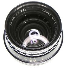 Cooke Speed Panchro 25mm f2 T2.2 Ser.III Cameflex mount  #623131