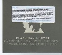(DX629) Flash Pan Hunter, Overcome Love With The Devil - 2013 DJ CD