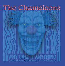 The Chameleons Why Call It Anything / Live At The Academy
