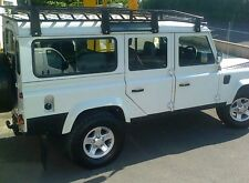 Land Rover Defender, 90, TDi,TD5,TDci,V8i,full length Expedition, roof rack