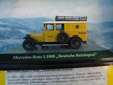 1:43 PREMIUM CLASSIXXs  Mercedes-Benz L1000  Germany post