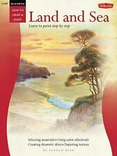 How to Draw & Paint: Land and Sea : Learn to Paint Step by Step by Vernon...