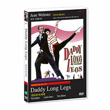 Daddy Long Legs (1955) Fred Astaire, Leslie Caron DVD *NEW