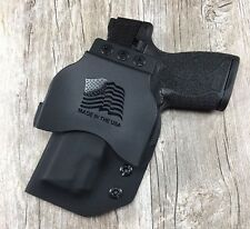 OWB PADDLE Holster NEW Smith & Wesson M&P Shield 45 Kydex Retention SDH