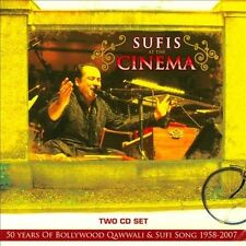 Sufis at the Cinema: 50 Years of Bollywood Qawwali & Sufi Song 1958-2007 by...