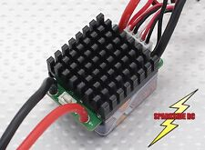 45A Brushed ESC with reverse suitable car or boat - UK Seller - Fast Dispatch
