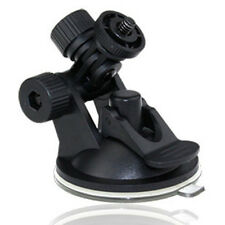 Newly Windshield Glass Suction Cup Car Vehicle Camera Mount Rotating Holder F2