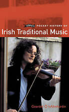 O'Brien Pocket History of Irish Traditional Music, O hAllmhurain,Gearoid