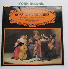 CCV 5020 - ROSSINI - Overtures REINER Chicago Symphony Orchestra - Ex LP Record
