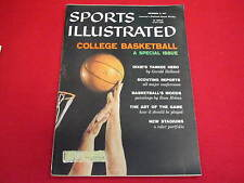 1958 Sports Illustrated College Basketball Preview  12.9.1957  Wilt Chamberlain
