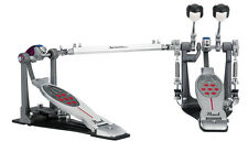 Pearl Eliminator Redline Double Bass Drum Pedal - Belt Drive - P2052B