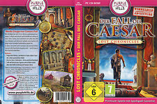 Lost Chronicles: el caso del César * hormiguero-juego * (PC, 2012, DVD-box)