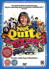 Not Quite Hollywood (DVD) Featuring Quentin Tarantino - Rare - Free P&P
