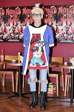 Moschino Couture Looney Tunes Jeremy Scott Sylvester Hooded Dress *Kim Jonghyun*