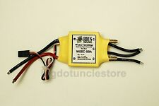 076A: 50A Water Cooling Brushless ESC w/Reverse(F/B) for RC Racing Boat