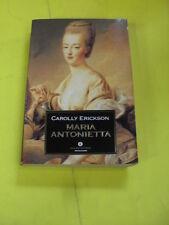 ERICKSON - MARIA ANTONIETTA - MONDADORI