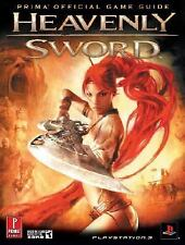 Heavenly Sword: Prima Official Game Guide (Prima Official Game Guides)-ExLibrary