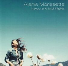 Alanis Morissette-Havoc and Bright Lights-CD NUOVO