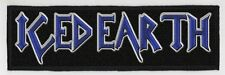 ICED EARTH SUPERSTRIP PATCH / SPEED-THRASH-BLACK-DEATH METAL