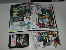 MONSTER WORLD IV 4  SEGA MEGADRIVE JAPONES